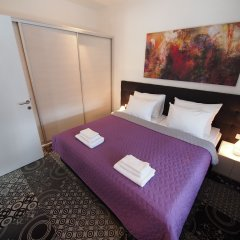 Отель Crystal Code Apartments Сербия, Белград - отзывы, цены и фото номеров - забронировать отель Crystal Code Apartments онлайн комната для гостей фото 5