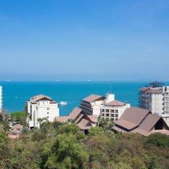 Отель R-Con Wong Amat Suite пляж