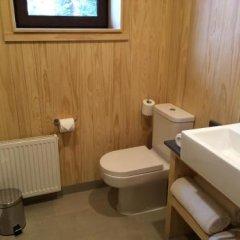 Отель Corralco Mountain & Ski Resort ванная фото 2