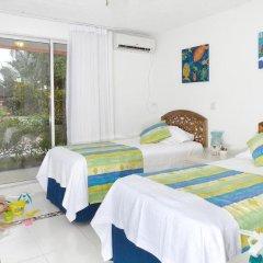Отель Cocoplum Beach Колумбия, Сан-Луис - 1 отзыв об отеле, цены и фото номеров - забронировать отель Cocoplum Beach онлайн детские мероприятия фото 2