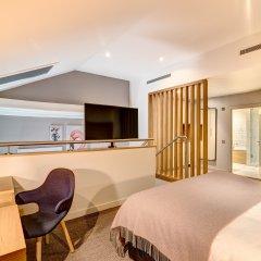 Отель Apex Waterloo Place Эдинбург удобства в номере