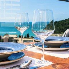 Отель Lusso Mare Черногория, Будва - отзывы, цены и фото номеров - забронировать отель Lusso Mare онлайн пляж