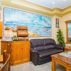 Отель Hostal Los Corchos интерьер отеля фото 4