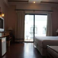 Отель Naklua Beach Resort сейф в номере