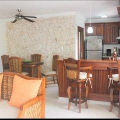 Отель Beatiful condo rosa hermosa Доминикана, Пунта Кана - отзывы, цены и фото номеров - забронировать отель Beatiful condo rosa hermosa онлайн в номере фото 2