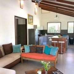 Отель Villa Oasis Французская Полинезия, Фааа - отзывы, цены и фото номеров - забронировать отель Villa Oasis онлайн комната для гостей фото 2