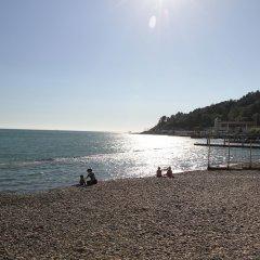 Отель Хоста Сочи пляж фото 2
