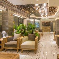 Отель Samann Grand Мальдивы, Мале - отзывы, цены и фото номеров - забронировать отель Samann Grand онлайн интерьер отеля