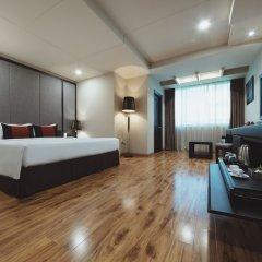 Paragon Saigon Hotel сейф в номере