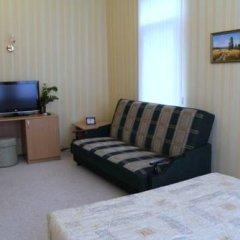 Гостиница Теремок комната для гостей фото 2