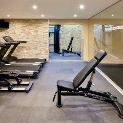 Santa Eulalia Hotel Apartamento & Spa фитнесс-зал