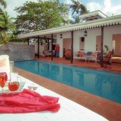 Отель The Station Seychelles бассейн фото 3