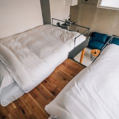 mizuka Daimyo 2 unmanned hotel Фукуока ванная фото 2