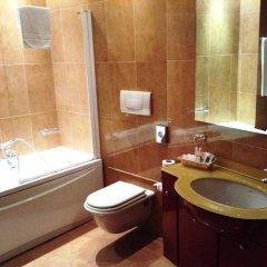 Отель The Originals Turin Royal (ex Qualys-Hotel) Италия, Турин - отзывы, цены и фото номеров - забронировать отель The Originals Turin Royal (ex Qualys-Hotel) онлайн ванная