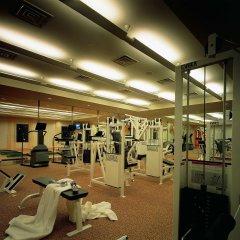 Отель Grand Hyatt Fukuoka Япония, Хаката - отзывы, цены и фото номеров - забронировать отель Grand Hyatt Fukuoka онлайн фитнесс-зал