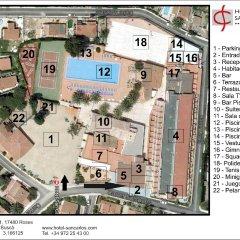 Отель San Carlos Испания, Курорт Росес - отзывы, цены и фото номеров - забронировать отель San Carlos онлайн фото 5