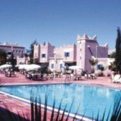 Отель Palmeraie Марокко, Уарзазат - отзывы, цены и фото номеров - забронировать отель Palmeraie онлайн бассейн
