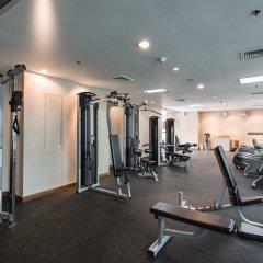 Отель Adelphi Suites Bangkok фитнесс-зал фото 3