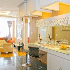 Saga Hotel гостиничный бар