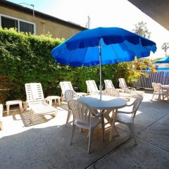 Отель Quality Inn & Suites Los Angeles Airport - LAX фото 7
