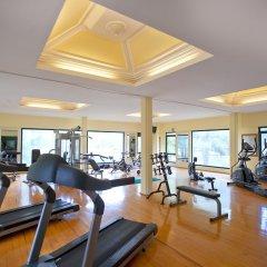 Отель Crystal Tat Beach Golf Resort & Spa фитнесс-зал