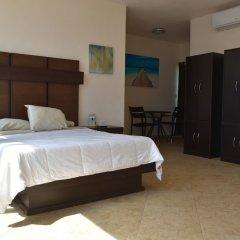 Отель Seaside Condo by Solymar сейф в номере