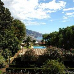 Отель Quinta da Bela Vista Португалия, Фуншал - отзывы, цены и фото номеров - забронировать отель Quinta da Bela Vista онлайн приотельная территория