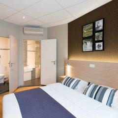 Отель Univers Hotel Бельгия, Льеж - 2 отзыва об отеле, цены и фото номеров - забронировать отель Univers Hotel онлайн комната для гостей фото 3
