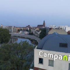 Hotel Campanile WROCLAW - Stare Miasto балкон