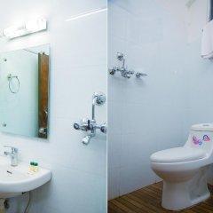 Отель OYO 202 Hotel Kanchenjunga Непал, Катманду - отзывы, цены и фото номеров - забронировать отель OYO 202 Hotel Kanchenjunga онлайн ванная фото 2