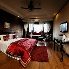 Hotel Diplomat Residency in New Delhi, India from 42$, photos, reviews - zenhotels.com guestroom