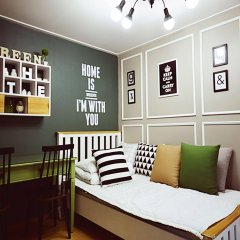 Отель Han River Guesthouse питание фото 3