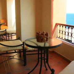 Отель Best 1-br Ocean View Master Suite IN Cabo SAN Lucas Золотая зона Марина балкон