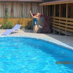 Гостиница Мона Лиза бассейн фото 2