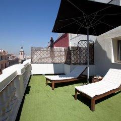 Отель Moderno Испания, Мадрид - 8 отзывов об отеле, цены и фото номеров - забронировать отель Moderno онлайн балкон