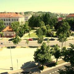 Отель Leon Hotel Чехия, Прага - 2 отзыва об отеле, цены и фото номеров - забронировать отель Leon Hotel онлайн приотельная территория