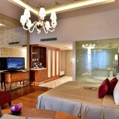Отель Cvk Hotels & Resorts Park Bosphorus комната для гостей фото 4