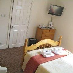 Hotel Barton удобства в номере фото 4