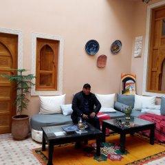 Отель Riad Jenan Adam Марокко, Марракеш - отзывы, цены и фото номеров - забронировать отель Riad Jenan Adam онлайн интерьер отеля фото 3