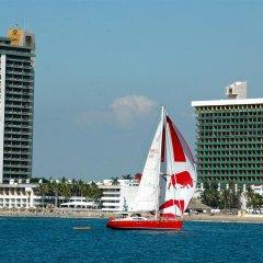 Отель El Cid Castilla De Playa Масатлан пляж