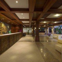 Отель Chanalai Garden Resort, Kata Beach интерьер отеля