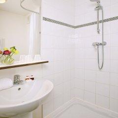 Отель Séjours et Affaires Paris Malakoff Франция, Малакофф - 4 отзыва об отеле, цены и фото номеров - забронировать отель Séjours et Affaires Paris Malakoff онлайн ванная