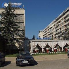 Hotel Forum парковка