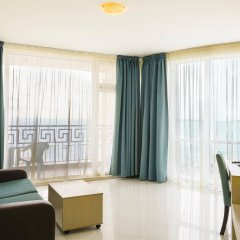 Blue Pearl Hotel Солнечный берег комната для гостей