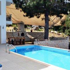 Villa Koru Турция, Патара - отзывы, цены и фото номеров - забронировать отель Villa Koru онлайн бассейн фото 3