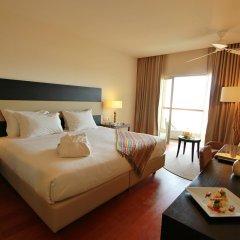 Отель Crowne Plaza Vilamoura Португалия, Виламура - 2 отзыва об отеле, цены и фото номеров - забронировать отель Crowne Plaza Vilamoura онлайн комната для гостей фото 2