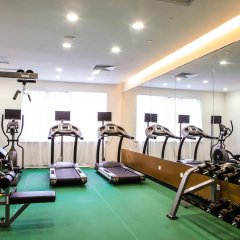 Отель Inner Mongolia Grand Пекин фитнесс-зал