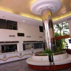 Hotel Los Aluxes интерьер отеля