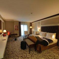 Ramada Hotel & Suites Istanbul Merter комната для гостей фото 3