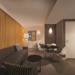 Отель Adina Apartment Hotel Berlin Hackescher Markt Германия, Берлин - 2 отзыва об отеле, цены и фото номеров - забронировать отель Adina Apartment Hotel Berlin Hackescher Markt онлайн комната для гостей фото 4